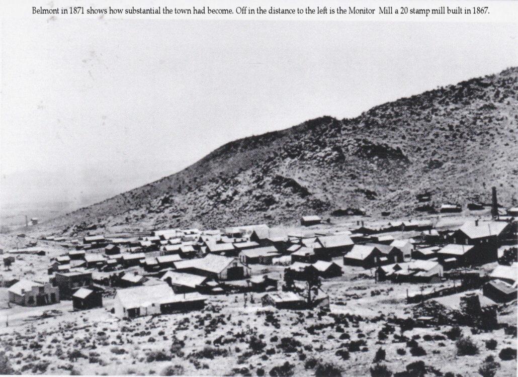 Belmont Nevada 1871