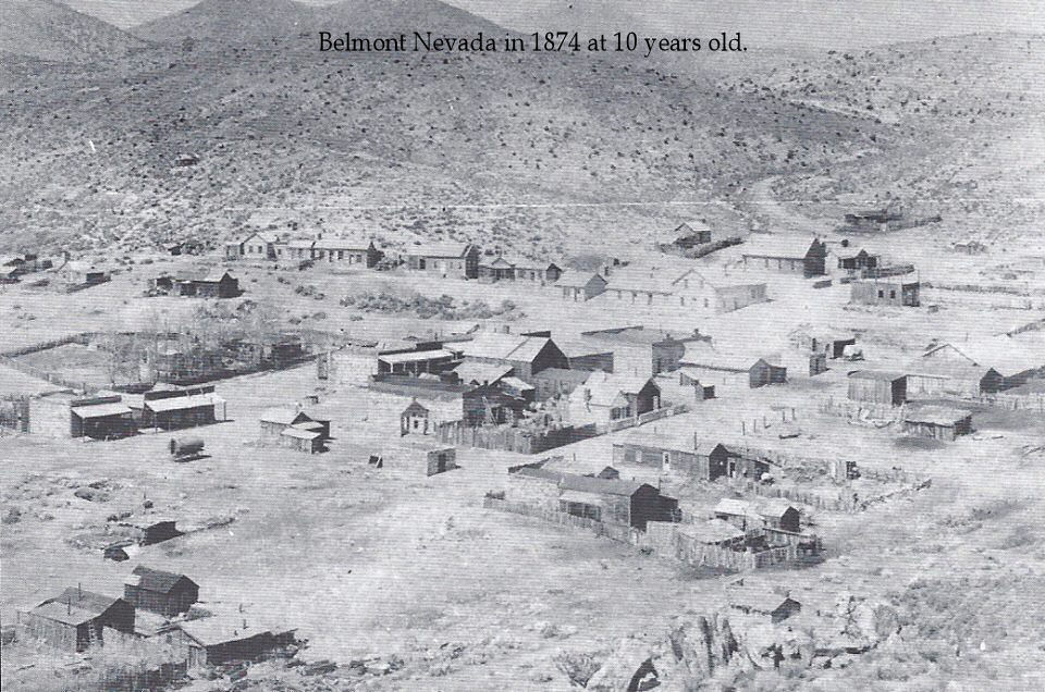 Belmont Nevada in 1874 at 10 years old