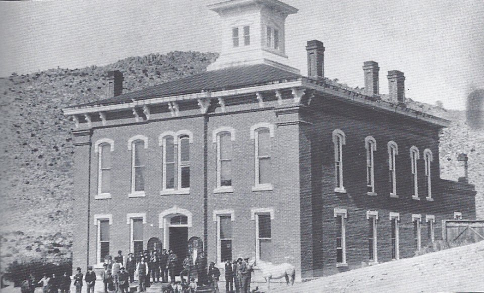 Belmont Courthouse 1881