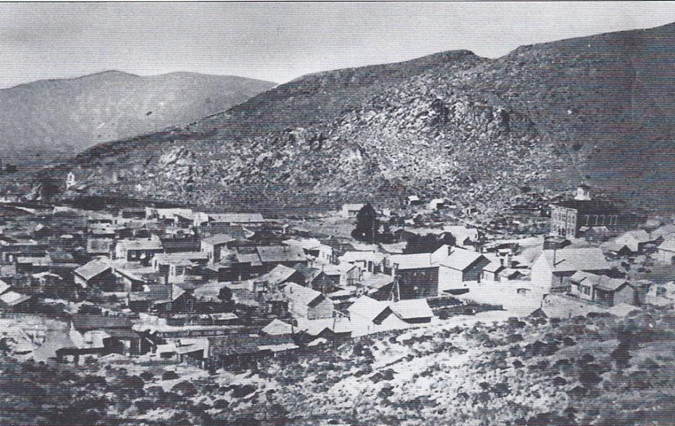 Belmont Nevada 1893