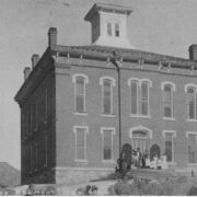 Belmont Courthouse 1906