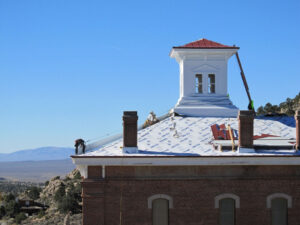 Belmont Courthouse Restoration 2012