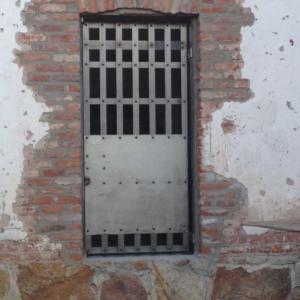 New Steel Jail Door